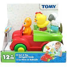 Tomy vozilo za domače živali