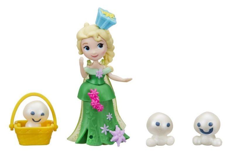 Disney Frozen malá panenka Elsa Snowgies
