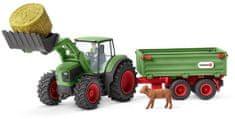 Schleich ciągnik rolniczy