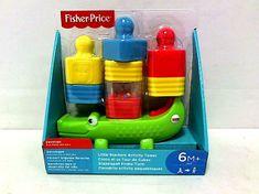 Fisher-Price sestavljivi krokodil