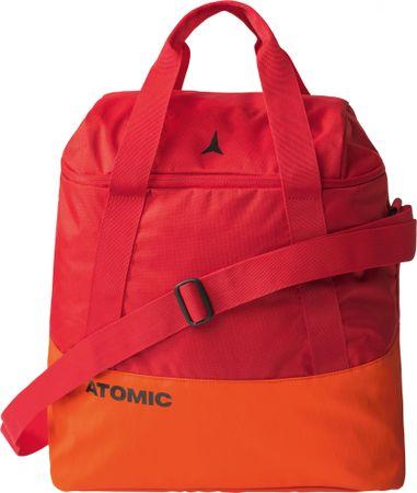 Atomic torba za smučarske čevlje Boot Bag, rdeča