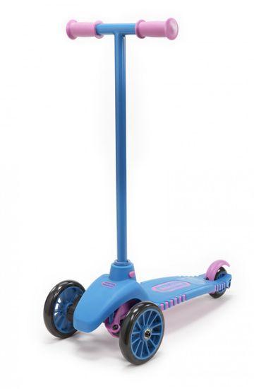 Little Tikes hulajnoga niebiesko-różowa