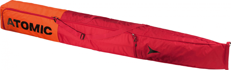 Atomic Double Ski Bag Red/Bright Red
