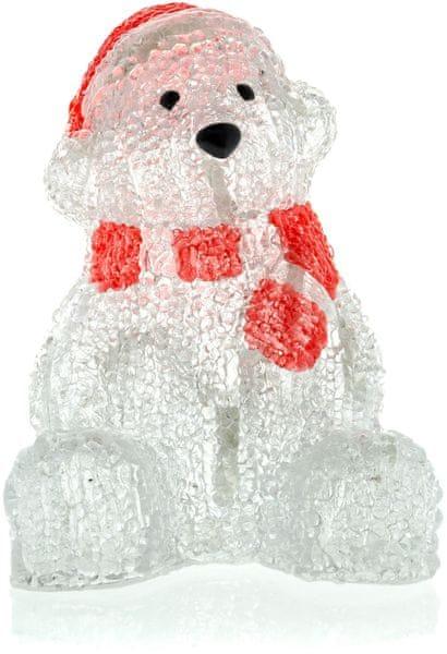 Retlux medvěd akryl 16LED