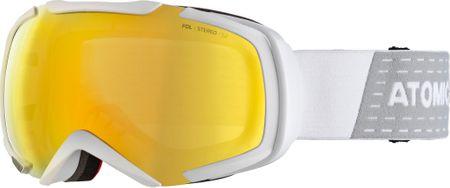 Atomic smučarska očala Revel S Stereo, bela
