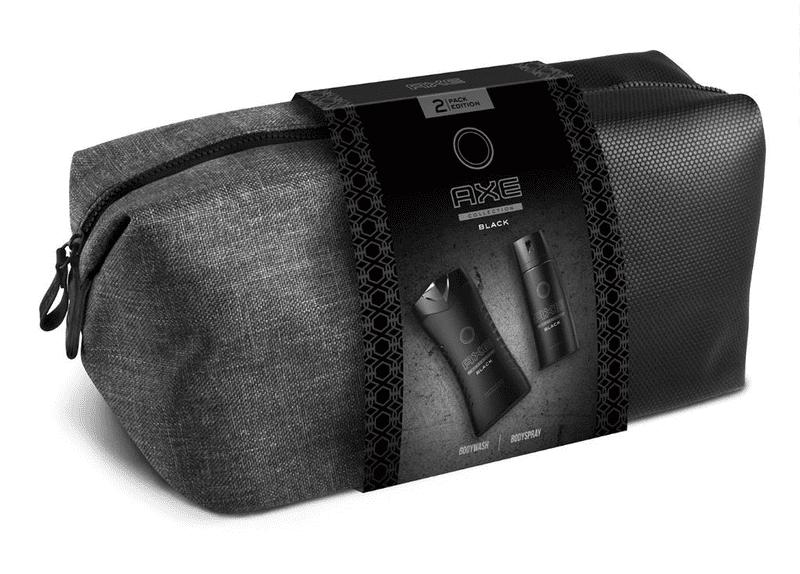 Axe Pánská toaletní taška Black