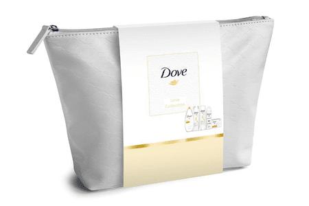 Dove darilni set za ženske Premium Cosmetic Bag