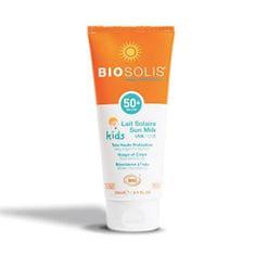 Biosolis Dětské opalovací mléko SPF 50 (Sun Milk Kids) 100 ml
