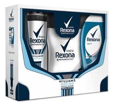 Rexona darilni set za moške Williams Racing