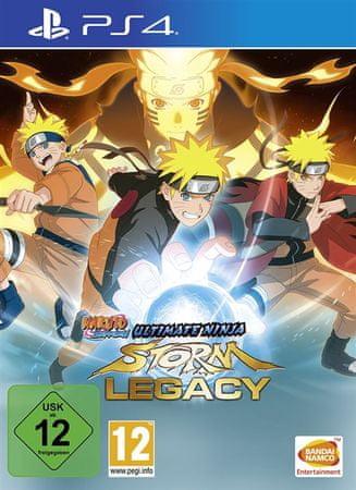 Namco Bandai Games Naruto Shippuden Ultimate Ninja Storm Legacy - PS4