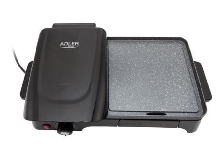 Adler prenosni električni žar 2200W