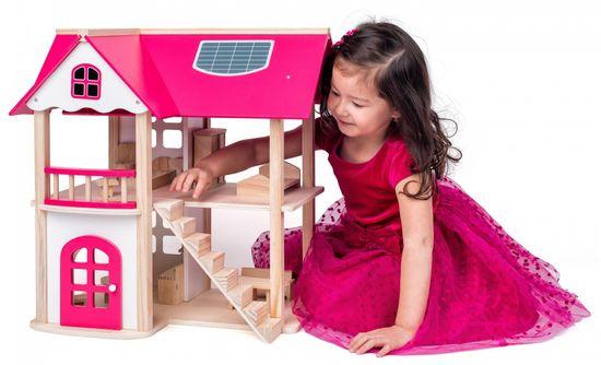 Woody domek dla lalek Anna-Maria