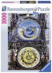 Ravensburger Praha: Orloj 1000 dílků