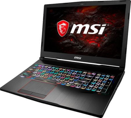 MSI GE63VR 7RE-015CZ Raider