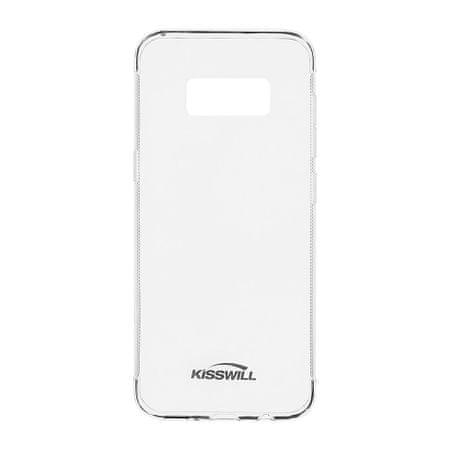 Kisswill silikonski ovitek za Samsung Galaxy S7 Edge G935, prozoren