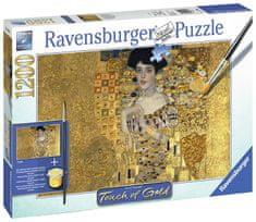 Ravensburger Gustav Klimt: Zlatá Adele 1200 dílků