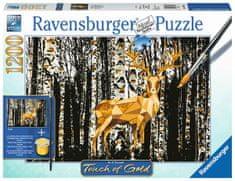 Ravensburger Jelen v břízovém lese 1200 dílků