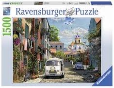 Ravensburger sestavljanka Francija