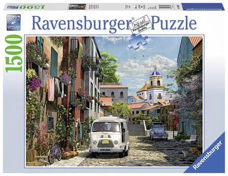 Ravensburger puzzle południowa Francja, 1500 elementów