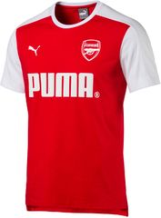 Puma moška majica AFC Tee High Risk Adult