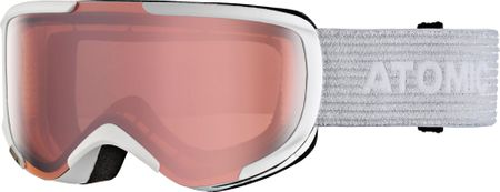 Atomic smučarska očala Savor S, bela