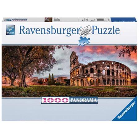 Ravensburger sestavljanka Kolosej zvečer