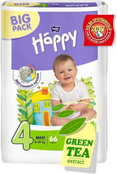 Bella Happy Maxi - 66 ks