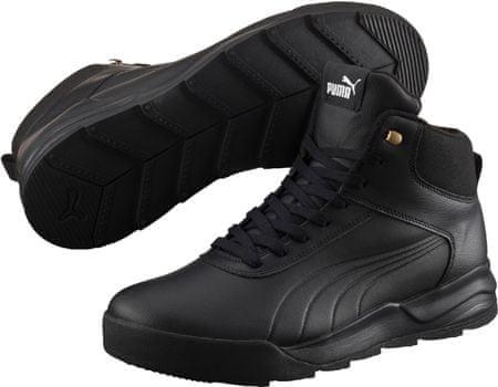 Puma moški čevlji Desierto Sneaker, črni, 44