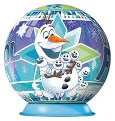 Ravensburger Disney Ledové království - Olafovo dobrodružství 72 dílků