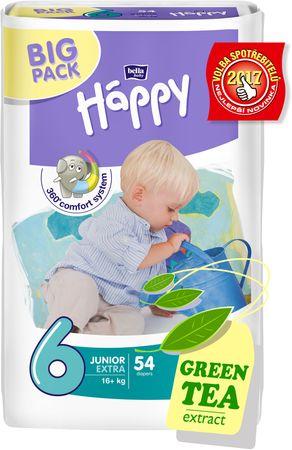 Bella Happy Junior Extra - 54 ks