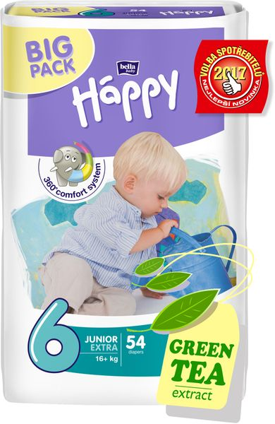 Bella Happy Junior Extra - 54 ks
