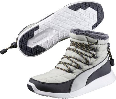 Puma ženski zimski škornji ST Winter Boot, sivi, 40