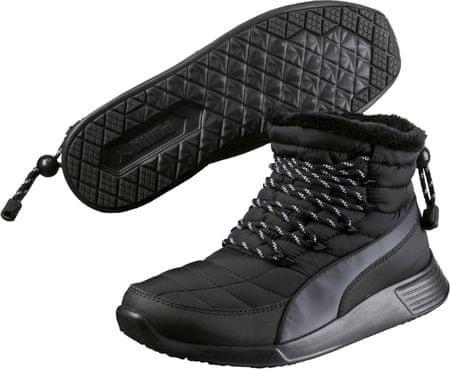 Puma ženski zimski škornji ST Winter Boot, črni, 40,5