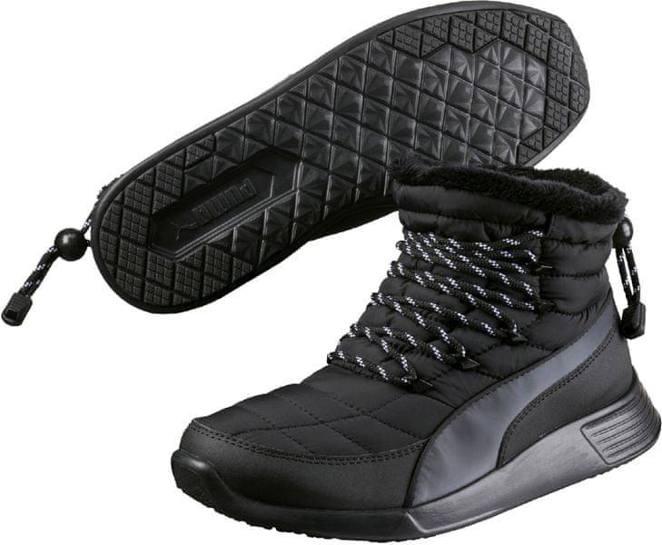 Puma ST Winter Boot Wns Black Periscope 38
