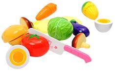 Mac Toys Set potravin na suchý zip - růžová