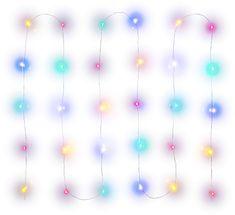 Retlux łańcuch świetlny 30 LED wielokolorowy