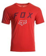 FOX moška majica Contended ss tech