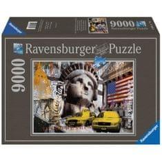 Ravensburger sestavljanka metropola New York City