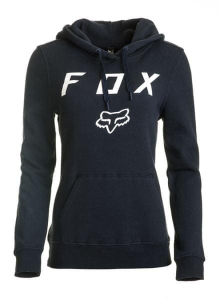 FOX dámská mikina XS modrá