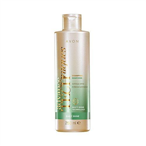 Avon Šampon pro všechny typy vlasů Advance Techniques Daily Shine (Shampoo) (Objem 250 ml)