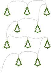 Retlux Fából készült fák 10 LED meleg fehér