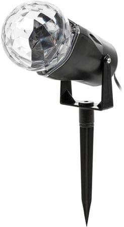 Retlux LED projektor z efektem fal wodnych