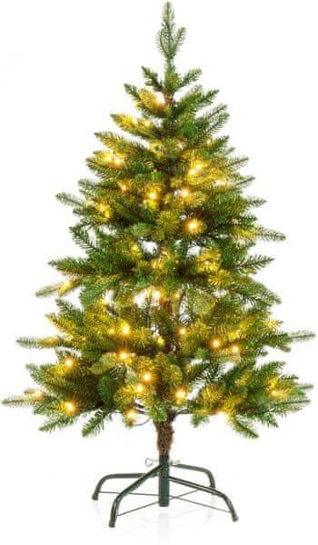 Retlux Vánoční strom s osvětlením 100LED