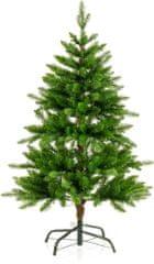 Retlux Vianočný stromček s osvetlením 150LED