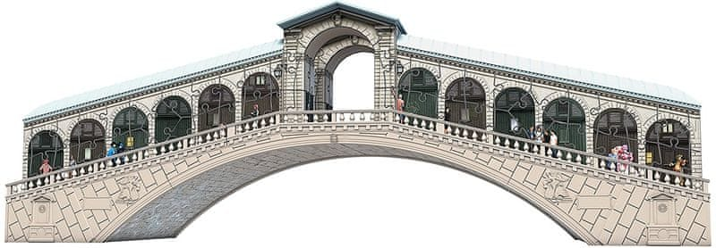 Ravensburger Benátky - Rialto most 216 dílků