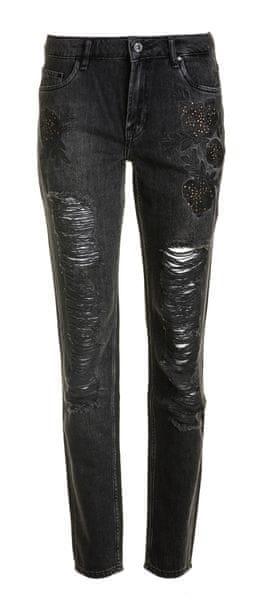 Pepe Jeans dámské jeansy Heidi Rose 30/32 černá