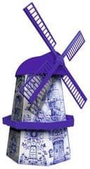 Ravensburger 3D sestavljanka Mlin na veter, 216 delna