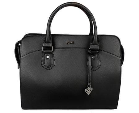 LYLEE ženska ročna torbica črna Erin