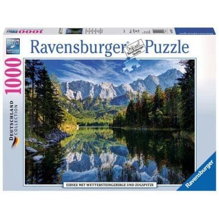 Ravensburger sestavljanka jezero v gorah