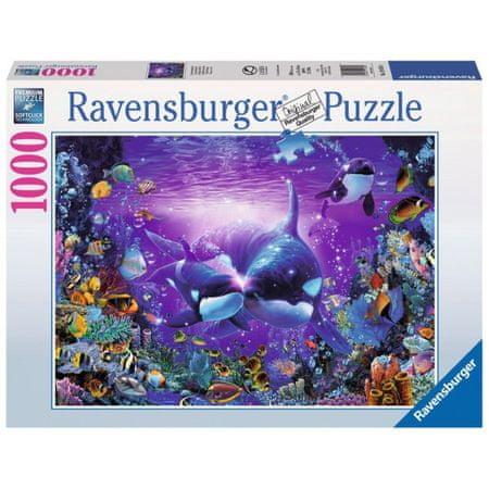 Ravensburger sestavljanka podvodni svet